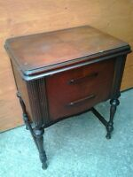 Vintage Sewing Cabinet. $ Reduced $