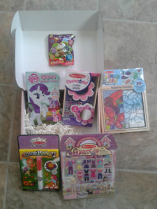 Great 4 Easter Costs $59.50 TOY BOX ON THE GO 4 GIRLS