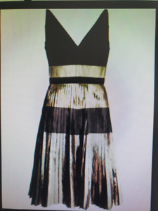 Proenza Schouler Evening dress Sz 4