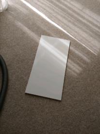 600 x 300mm pure white tiles - around 3.5sq m