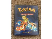 Pokemon trading card and goodies