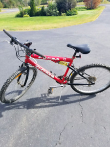 26'' ccm supra mountain bike