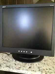 Acer 19 inch Computer Monitor