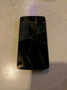 Nexus 5 16GB Très belle condition
