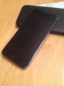 Iphone 5s silver 16GO