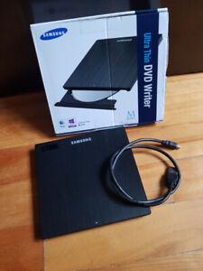 Lecteur/Graveur de dvd/cd portable Samsung