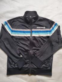 Super Energy Men Jacket Black Colour Large Excellent Condition