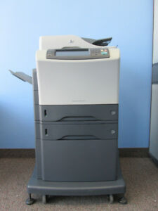 HP laser jet 4345 multi function printer, copier Scanner and FAX