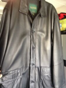 Danier leather coat for sale.