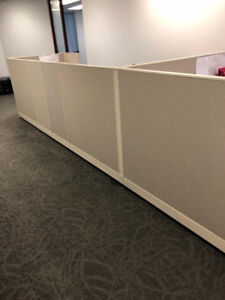 Free - Office Cubicles / Work Stations