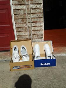 Reebok Tennis shoes, men's size 10.