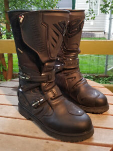 Sidi Adventure 2 Gore-Tex Motorcycle Boots, size 46 (US 11.5)