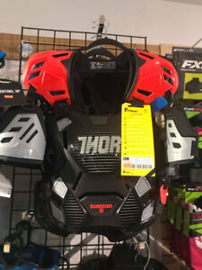 MEN'S AND WOMEN'S CHEST PROTECTORS NOW IN STOCK@ HFX MOTORSPORTS
