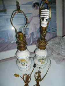 "French Lamp made by ""Cristal Superieure"""
