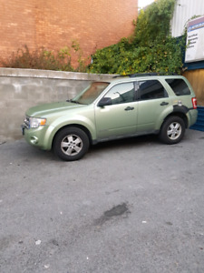 2008 Ford Escape XLT 4cyl 4wd