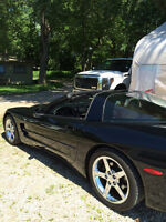 1999 Chevrolet Corvette Sport coupe Coupe (2 door)
