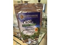 Ormus supergreens raw organic