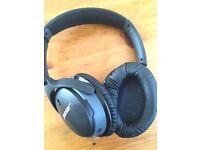 Bose soundlink noise cancelling headphones