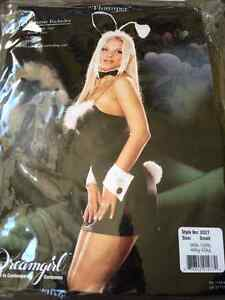 "Woman's ""Play Boy Bunny"" Costume - size small"