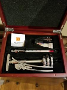 Wine opener kit