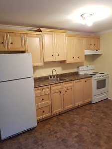 1 bedroom apt in Clarenville
