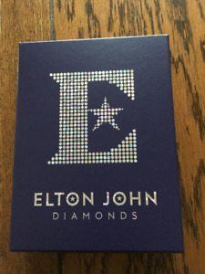 ELTON JOHN DIAMOND COLLECTION COMPLETE SET.