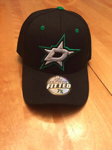 Dallas Stars Zephyr Fitted Hat