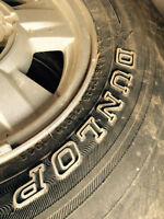 Used tires