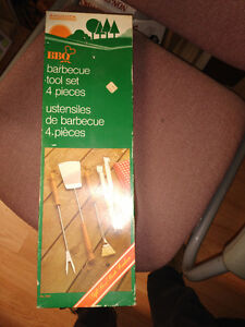 Vintage Androck BBQ Cooking Tool Set New in box London Ontario image 1