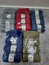 New 20 balls 100g So Crafty Yarn Double Knit