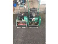 Qualcast 35s lawn mowers