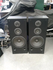 Speakers technics