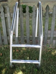 LADDERS FOR IN-GROUND POOLS