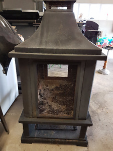 2 Year old Fire Pit Moving sale