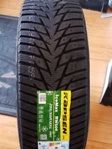 "KAPSEN WINTER SNOW ICE TIRES 14""-20"" LOW COST **3YEAR WARRANTY**"