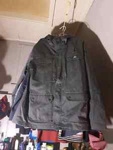 Large DC coat