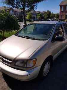 2000 Toyota sienna