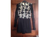 Miss guided PLAYSUIT size 8. Excellent condition.
