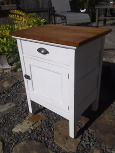 Antique Night Stand/End Table