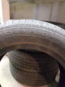3 sets of winter tires Edmonton Edmonton Area image 3