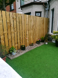 Fence, New fence, Fencing made to measure (Belfast area)