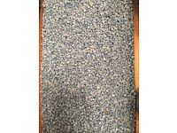 4kg blue aquarium gravel