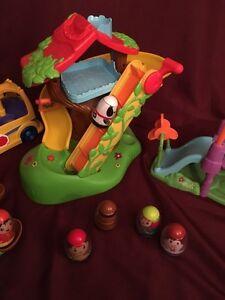 Hasbro playskool Weebles sets Regina Regina Area image 3