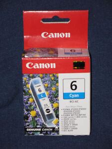 CANON BCI-6C Cyan Ink Toner
