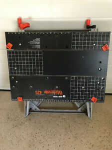 BLACK & DECKER WORKMATE 425