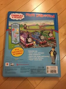 Thomas and Friends First Look and Find Regina Regina Area image 2