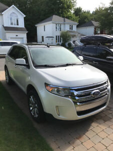 Ford Edge limited AWD leather 2011