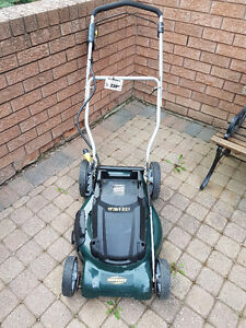 "BRAND NEW Yardworks electric lawnmower, 19""/36V 3 in 1 Brand new"