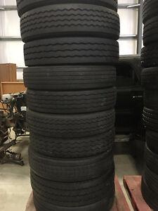 Semi Tires - Used 11R22.5 Regina Regina Area image 3
