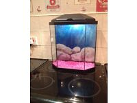 Fish tank (can drop off if local)
